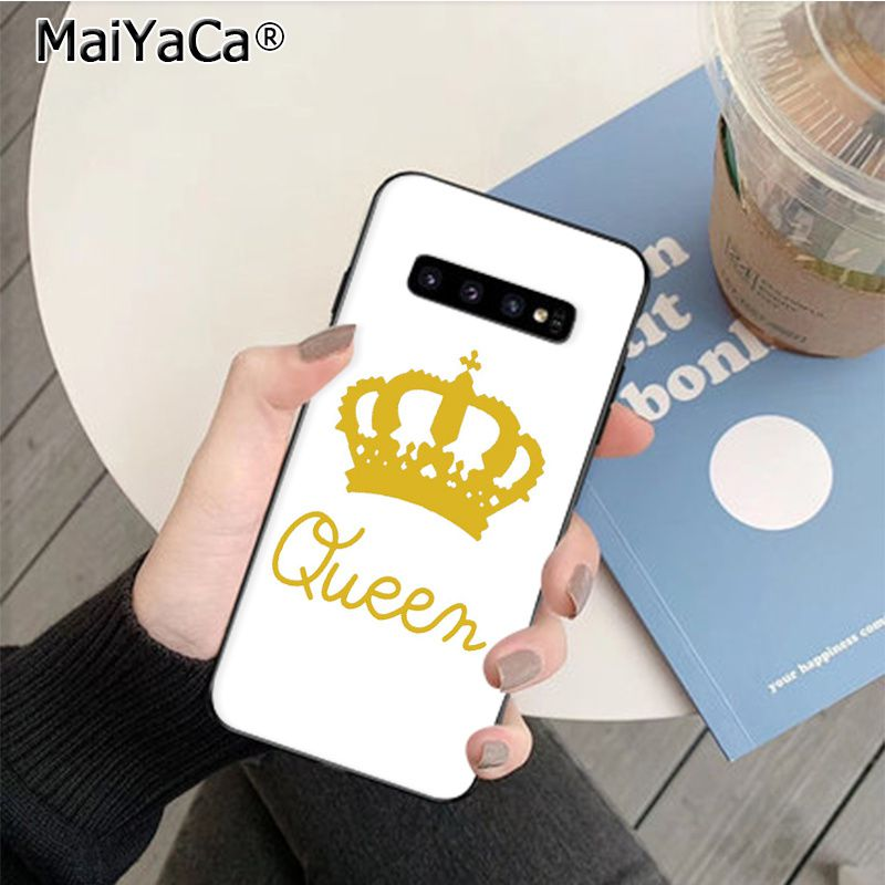 King and Queen Couple Crown