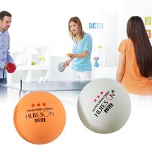 Table-Tennis-Ball Ping-Pong-Balls HUIESON 3-Star for Professional 40mm Competition 50P