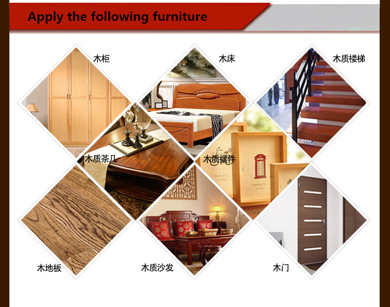 14pcsset furniture paint floor repair floor wa (4)
