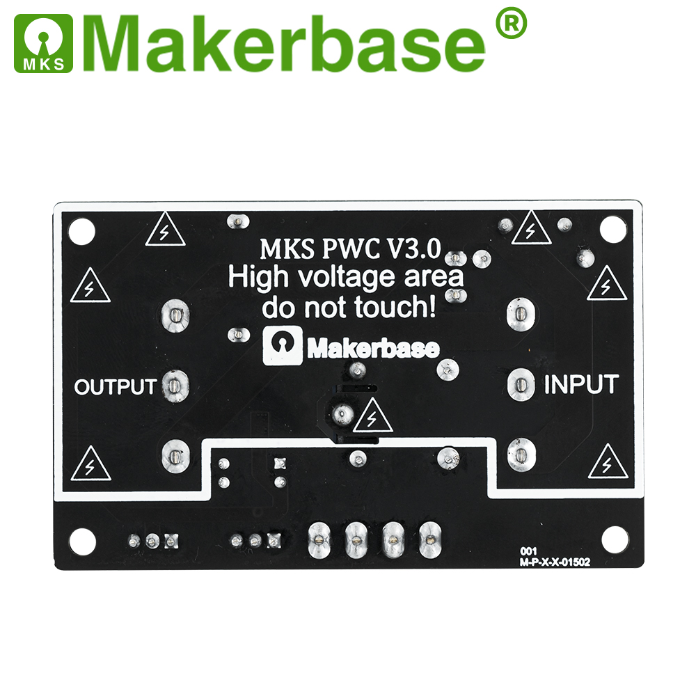 MKS PWC V3.0 auto off after printing end module power monitor 3D printer things 3d printing power-off automatic electricity off