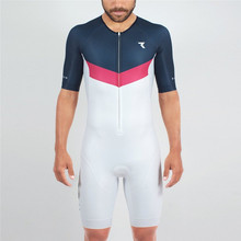 Cycling Jersey Skinsuit-Set Race-Fit Triathlon Road-Bike Maillot Ropa-Ciclismo Men Men's