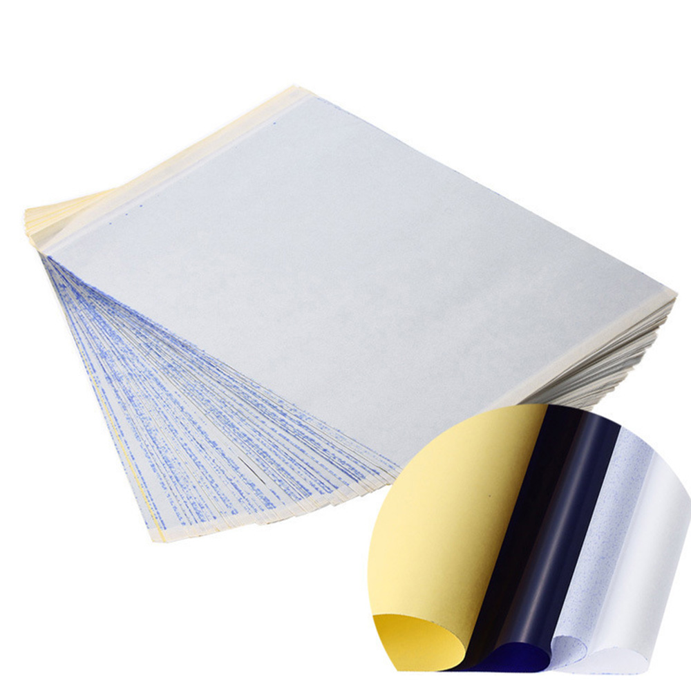 Transfer Tattoo Paper for Tattoo Practice (25/30/50pcs) 7