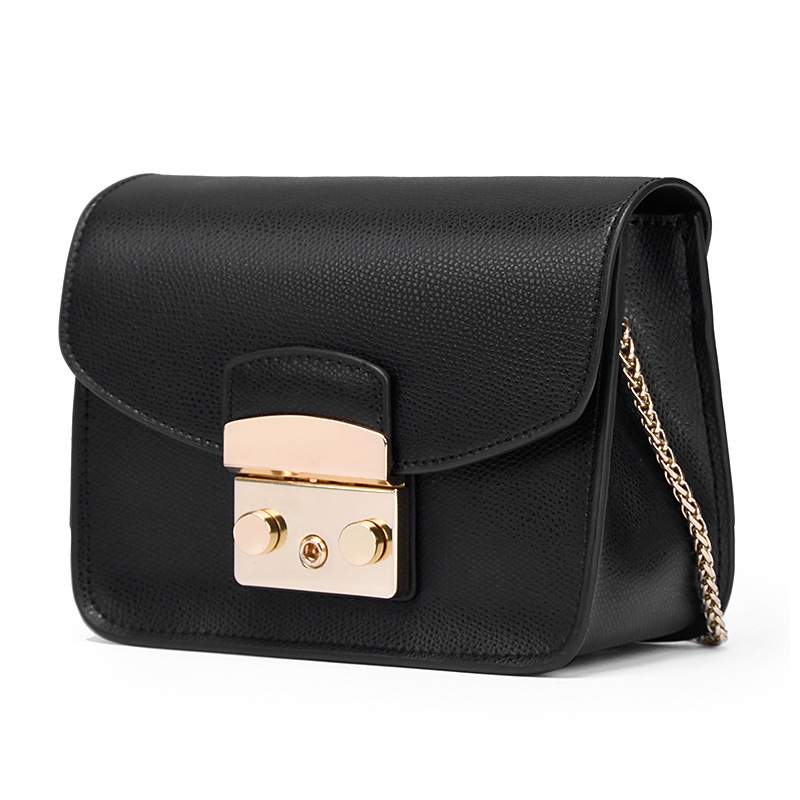 Guangdong WOMEN/'S Bag Manufacturers Europe And America Big Brand WOMEN/'S Leather Bags OEM Customizable First Layer of Leather Ba