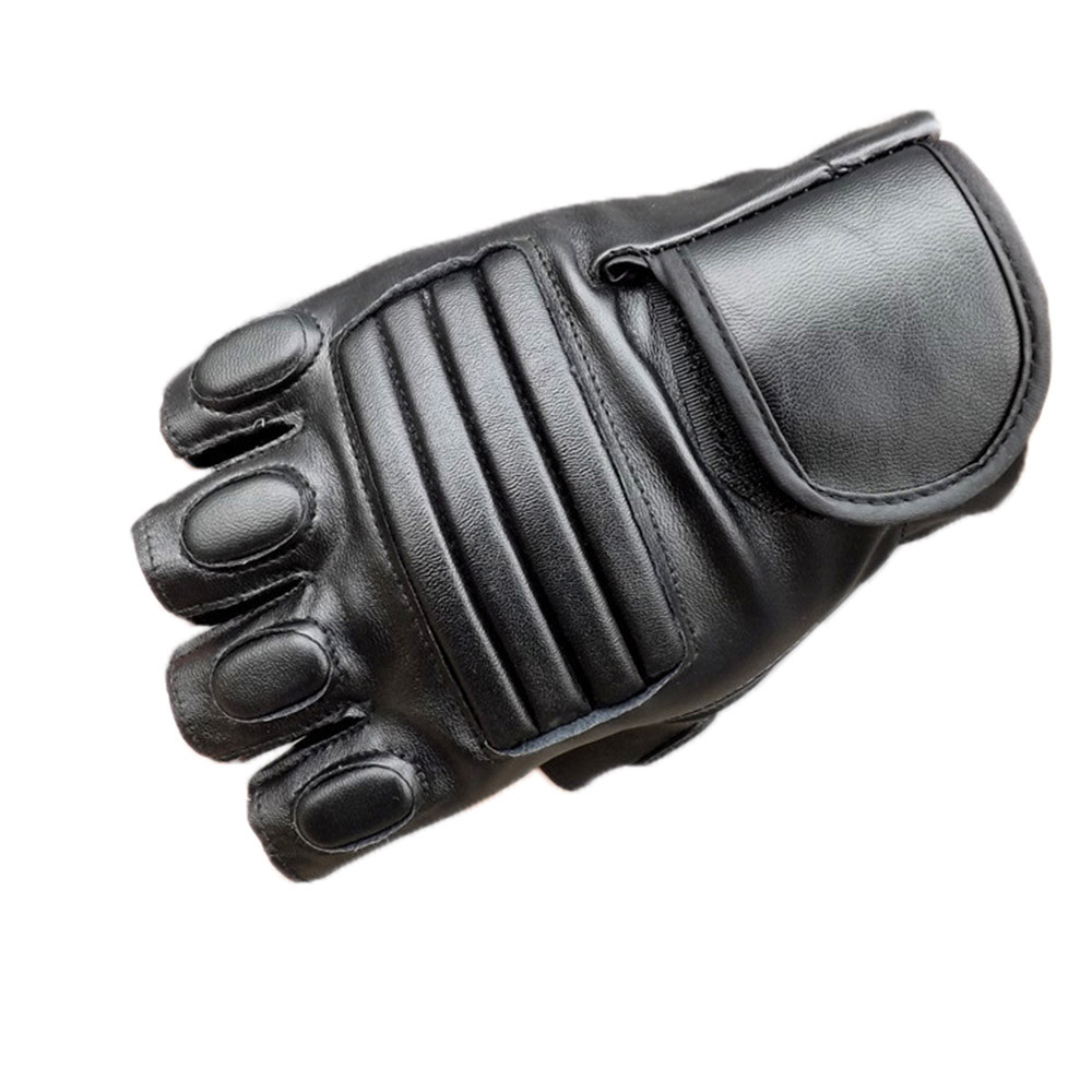 Gloves Motorcycle Spring Outdoor-Protection Sports Winter New-Fashion Men Black -O29 title=