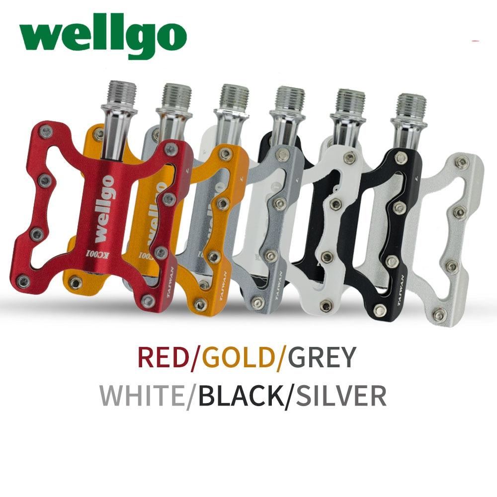 Wellgo R146 Black Pedal BMX