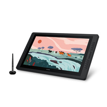 Huion Kamvas Pro 24 23.8 inch Best Graphic Tablet Monitor 2K QHD Pen Tablet 120%s RGB