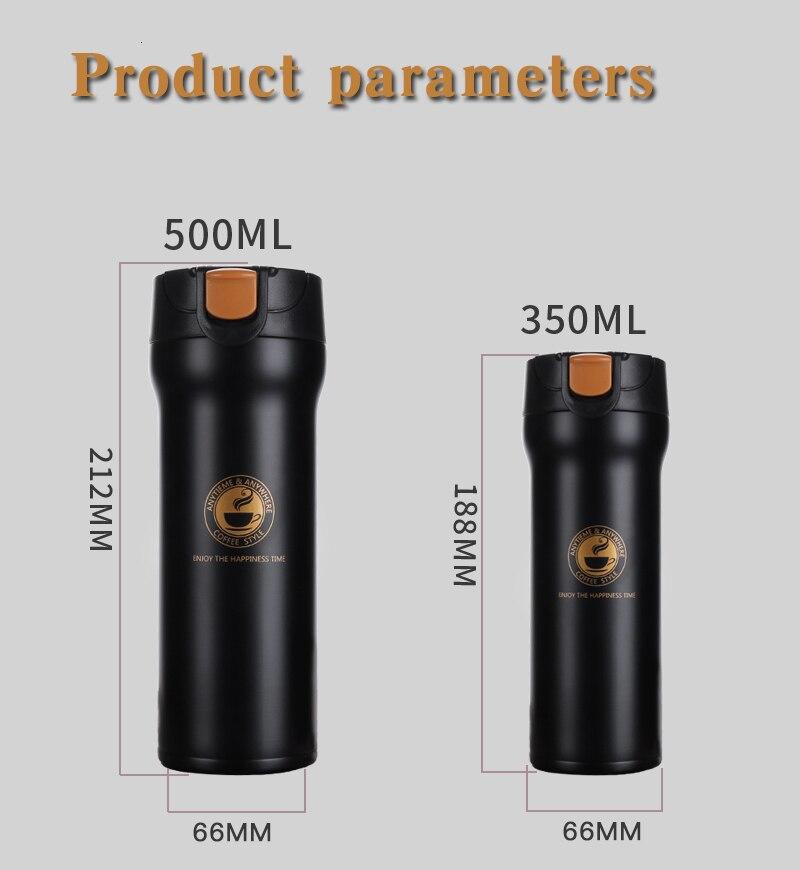 Mug isotherme étanche 350 & 500 ML pas cher | OkO-OkO