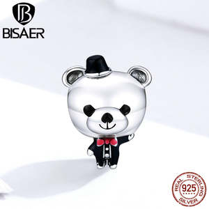 BISAER Charms Silver...