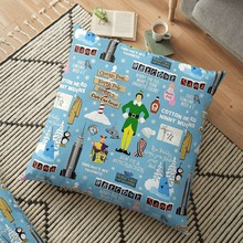 Buddy the Elf collage Printed Christmas Pillowcase 2020 Decor for Home Merry Christmas
