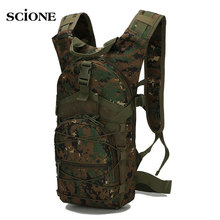 Tactical-Backpack Cycling Camping-Bag Molle Oxford Military Army-Xa568 800D Climbing