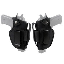Holster-Pistol Concealed-Gun Hunting-Accessories Airsoft Waist-Left Universal Tactical