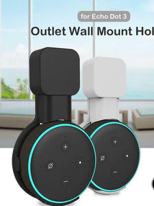 Stand Speaker Hanger Wall-Mount 3rd-Generation Homekit Compatible Amazon Echo With Alexa
