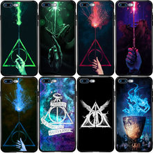 Чехол Magic Spell Potter Harries для Xiaomi Redmi Note 10 9 9S 9T 8 8T 8A 7A 6 6A 5 5A 5X 4X A1 A2 Pro Max Lite Plus(Китай)