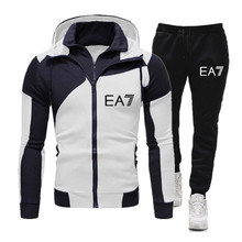 Men's Sportswear Pants 2-Piece Winter Autumn And