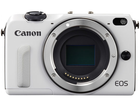 Used Canon EOS M2 Mirrorless camera body (NO WITH LENS) title=