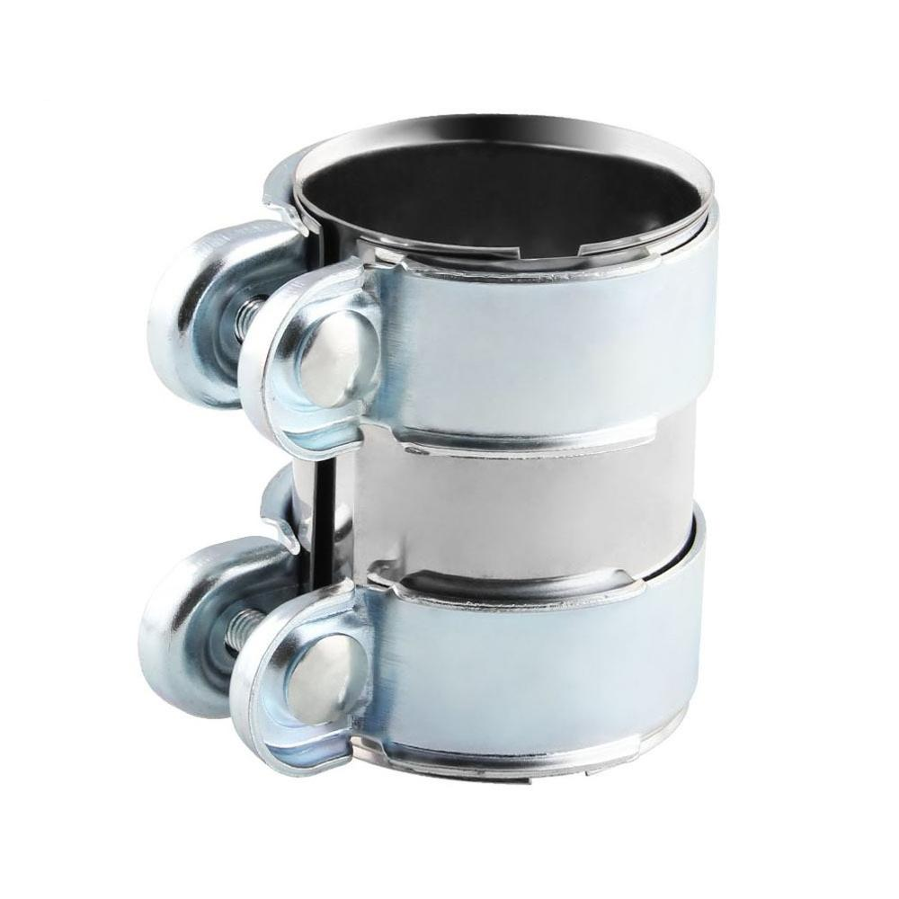 Clamp Exhaust-Pipe Car-Modified Stainless-Steel Universal Lap-Joint-Band U-Shaped title=