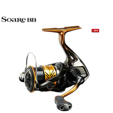 ROTOR Fishing-Reel Spinning Soare Bb SHIMANO Light-Game Drag C2000SSPG KG 500S MGL X-SHIP