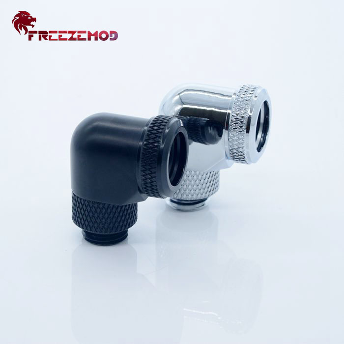 G1//4 Thread Soft Tube Fitting Connector Adapter for PC Water Cool System 11mm JB
