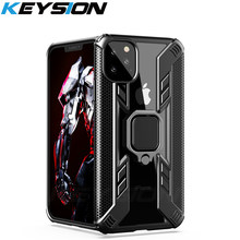 Чехол для телефона KEYSION, противоударный Для iPhone 11, 11 Pro, Max, i11 Pro, iPhone XS Max, XR, X, 8, 7 Plus(Китай)