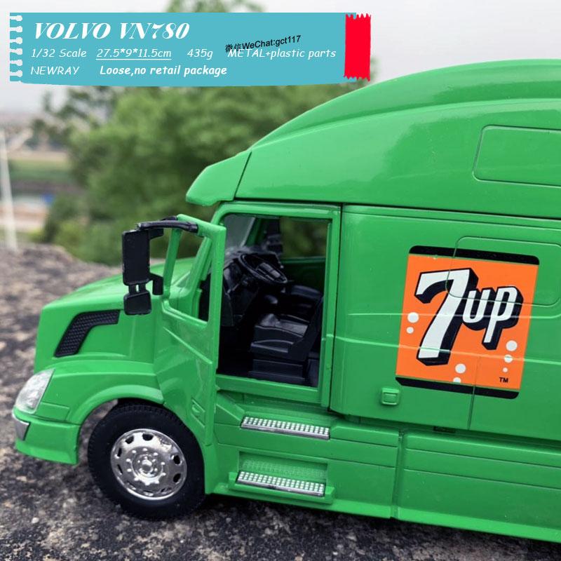 VOLVO VN780 Light green (5)