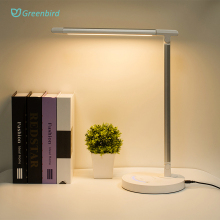 Light-Dimmer Desk-Lamp Office-Light Touch-Control Eye-Protection Usb-Charge 5-Colors