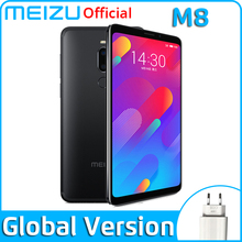 Meizu M8 4GB 64GB GSM/CDMA/LTE/WCDMA Octa Core Fingerprint Recognition 12mp New Smartphone