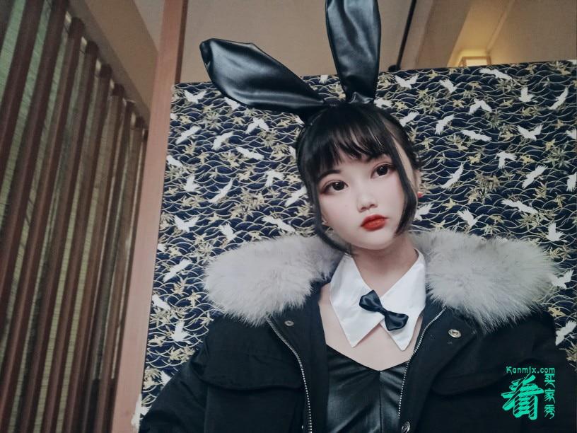 撩汉出品 二次元兔女郎买家秀,有一说一女朋友