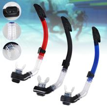 Air-Breathing-Tube Silicone Diving Snorkeling Professional Swimming Dry Adults Full-Dry