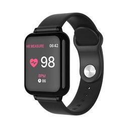 LEMFO цветной дисплей Смарт-часы для мужчин IP67 водонепроницаемый монитор сердечного ритма умные часы для женщин для Android IOS Apple Watch Phone
