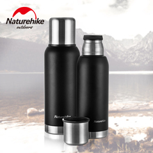 Heat-Preservation-Cup Flask Vacuum-Cup Water-Bottle Naturehike Hiking Sport 304-Stainless-Steel