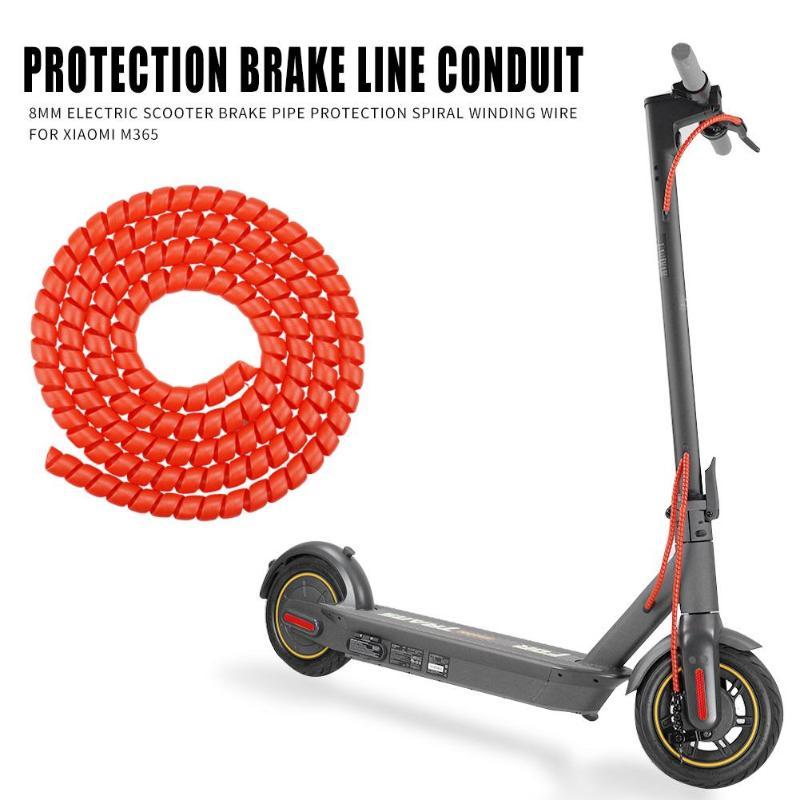 Sweo resistente ai graffi one Striscia di protezione anti-collisione per scooter Mijia M365 Skateboard Body Bumper antigraffio NA Verde