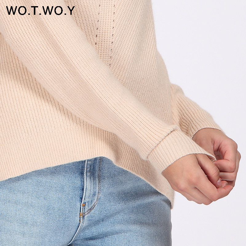 Knitted Pullover Women