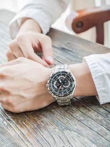 Casio Watch Chronograph Quartz Racing Sport Waterproof Luxury Relogio Men Brand Masculino