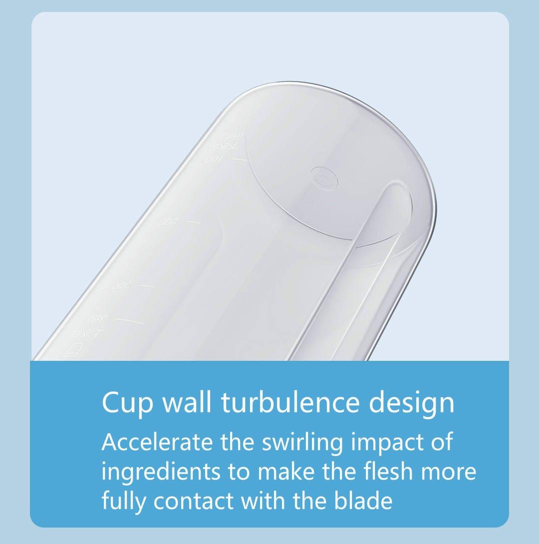 Xiaomi Mijia Portable Juicer 350 ML 8