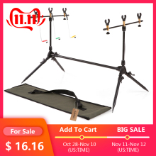 Lixada Stand Tackle-Accessory Carp-Pod-Stand-Holder Bracket-Carp Fishing-Pole-Stand Adjustable