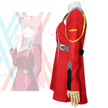 Dress Halloween Costumes Animie DARLING Role Cosplay Zero In-The-Franxx 02 Lead Women