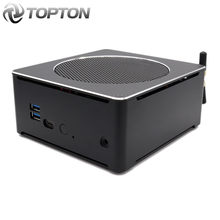 Eglobal Monster Mini PC i7 8750H 6 ядер 12 потоков DDR4 2666 МГц Nuc Windows 10 Pro Linux маленький компьютер AC Wifi Mini DP HDMI(Китай)