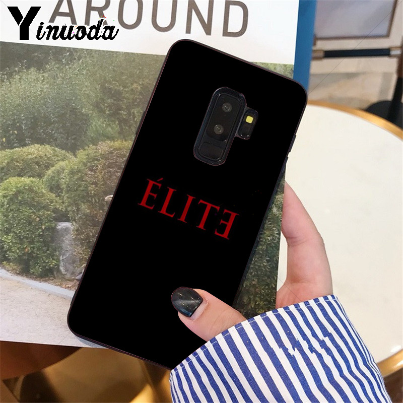 Spanish TV series Elite