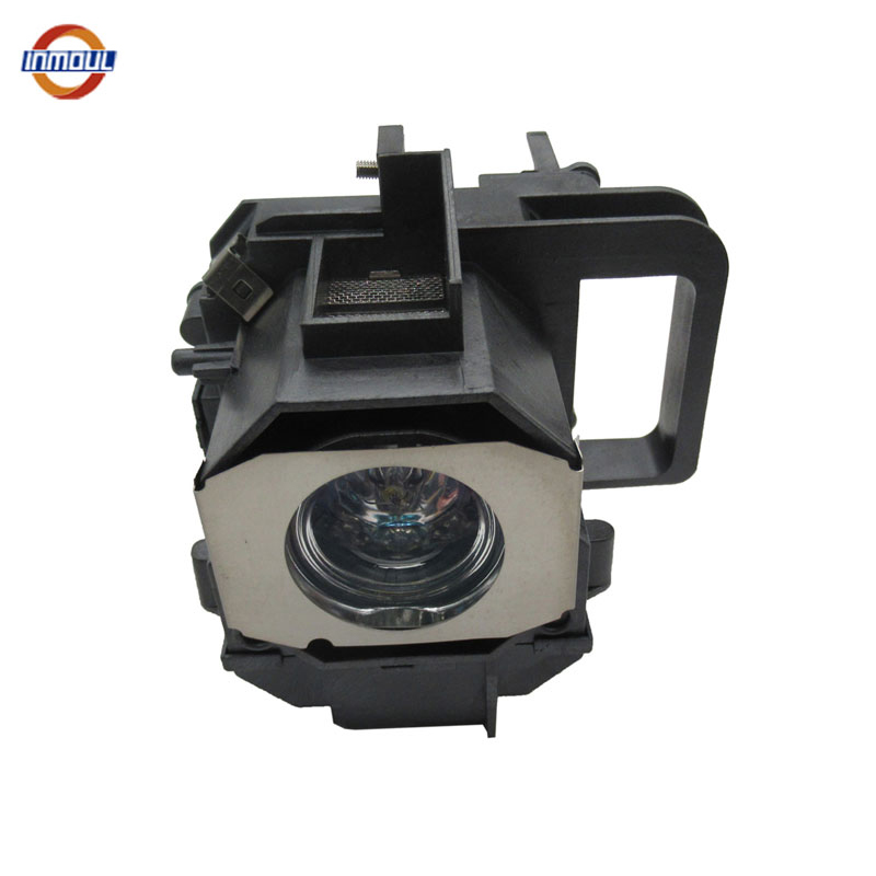 PowerLite Home Cinema 500 Projector Replacement Lamp with Housing for Epson P.