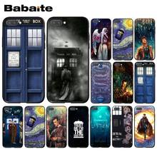Чехол для телефона Babaite Tardis Box Doctor Who, для Huawei Honor 8X 9 10 20 Lite 7A 8A 5A 7C 10i 20i 9X Pro play 8C(Китай)