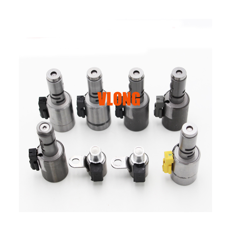 OEM 09G 09D 09M TF60SN TR60SN N92 N93 N282 Trans Solenoid Kit For VW Audi Mini*8