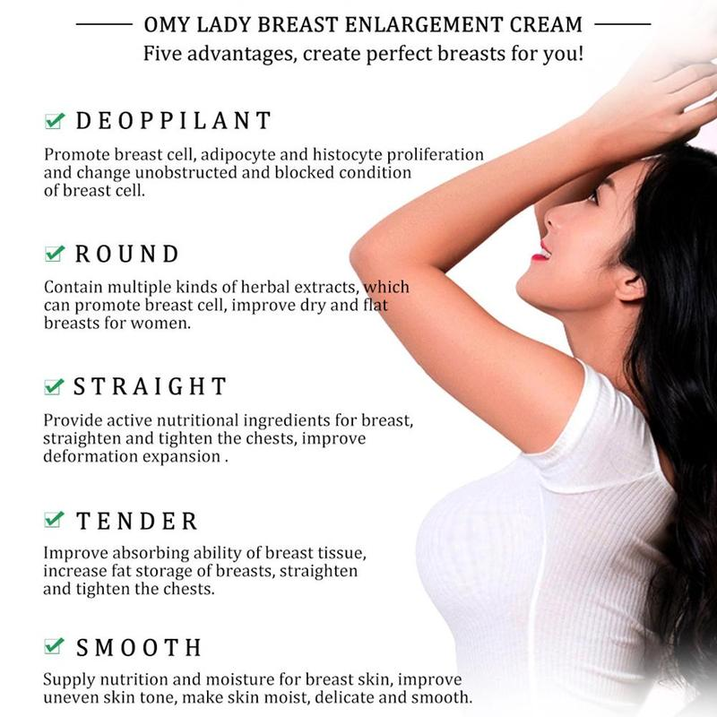 All-Natural Breast Enlargement Firming Massage Cream