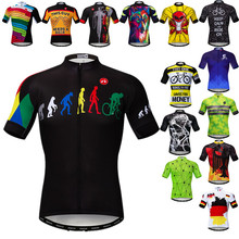 Cycling Jersey Mtb Bike Weimostar Maillot Pro-Team Breathable Sport Summer Men