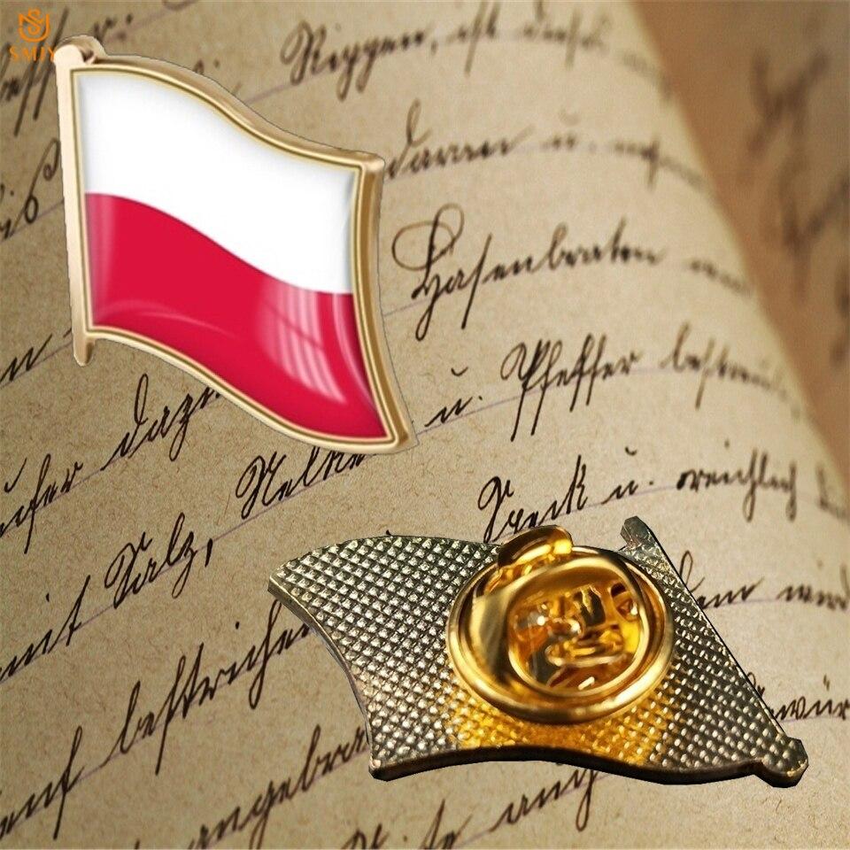 Pologne Polonaise État Drapeau Suspendus Voiture Fanion pour Voiture Fenêtre Ou