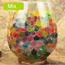 Toy Balls Crystal-Soil Water-Beads Magic-Jelly Pearl-Shaped Grow Mud THAO VN Kids Children