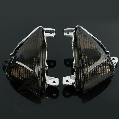 Indicators Motorcycle-Turn-Signal ZX6R KAWASAKI Z1000 2006-2007 ZX10R for 05-11 title=