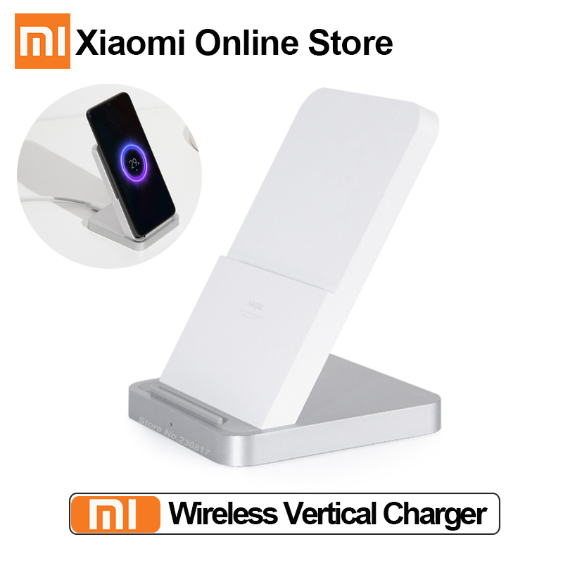 Xiaomi Wireless-Charger Cellphone Fast Original Max 30W with for Mi-9-Pro Vertical Air-Cooled title=