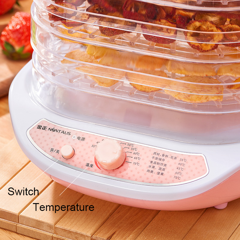 Dried-Fruit-Vegetables-Herb-Meat-Machine-Household-MINI-Food-Dehydrator-Pet-Meat-Dehydrated-5-trays-Snacks(2)