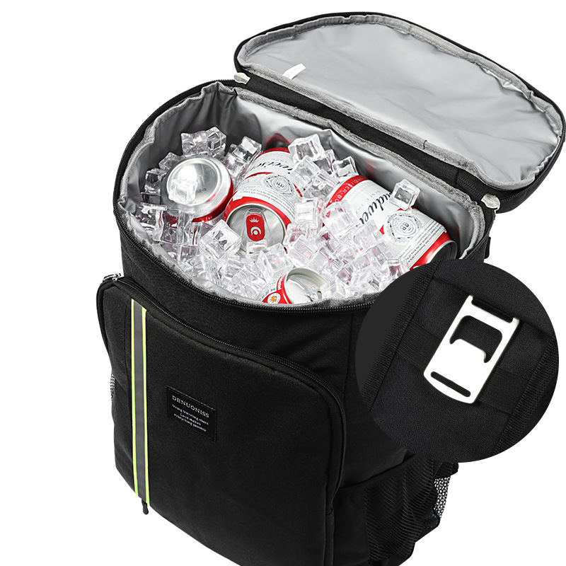 30L high performance cooler backpack food drinks wine insulated thermal shoulder cool ice pack big picnic lunch insulation bag