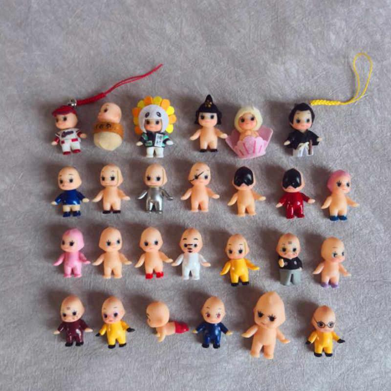 10pcs//lot Vintage Antique Kewpie Angel Baby Doll Kids Birthday Gift